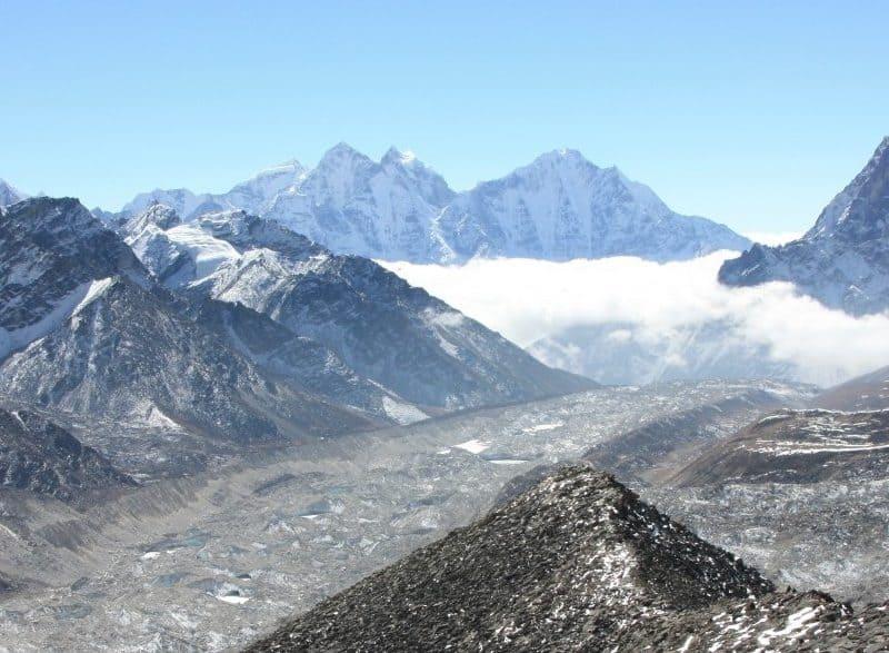 Everest Base Camp trek via Gokyo and Chola Pass
