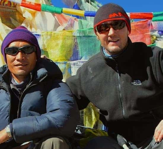 nepal everest base camp