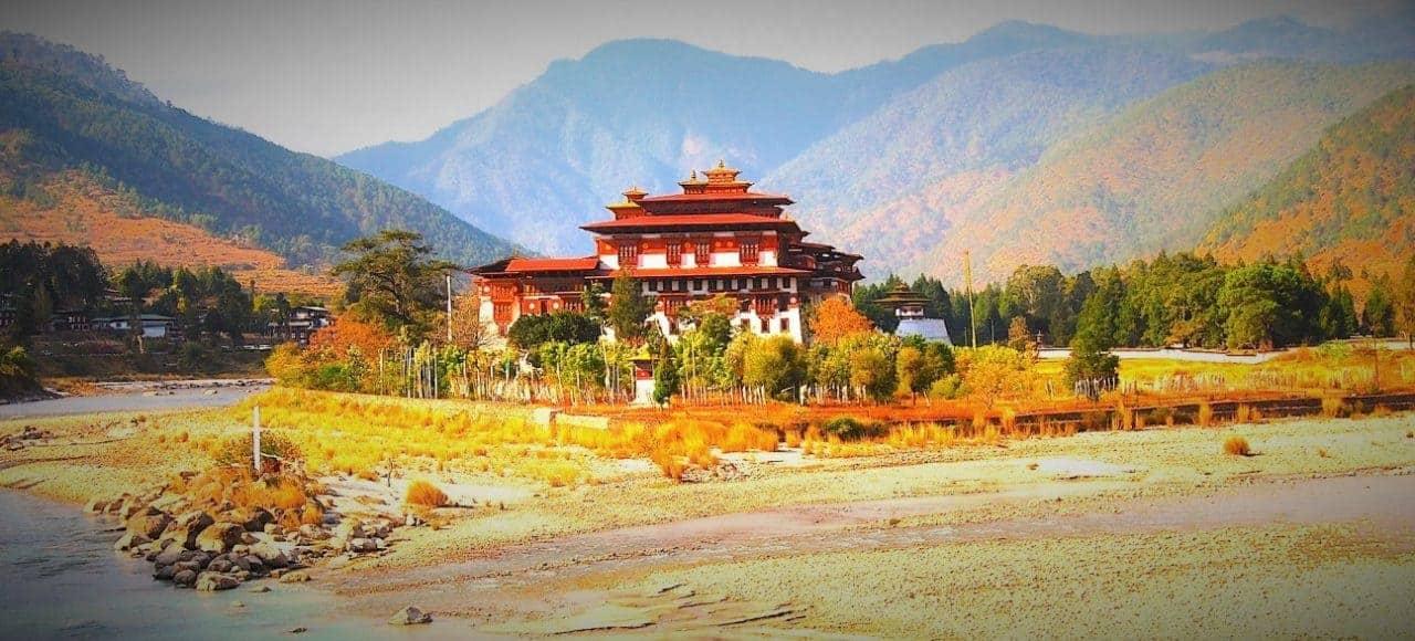 Nepal and Bhutan Cross Country Tour