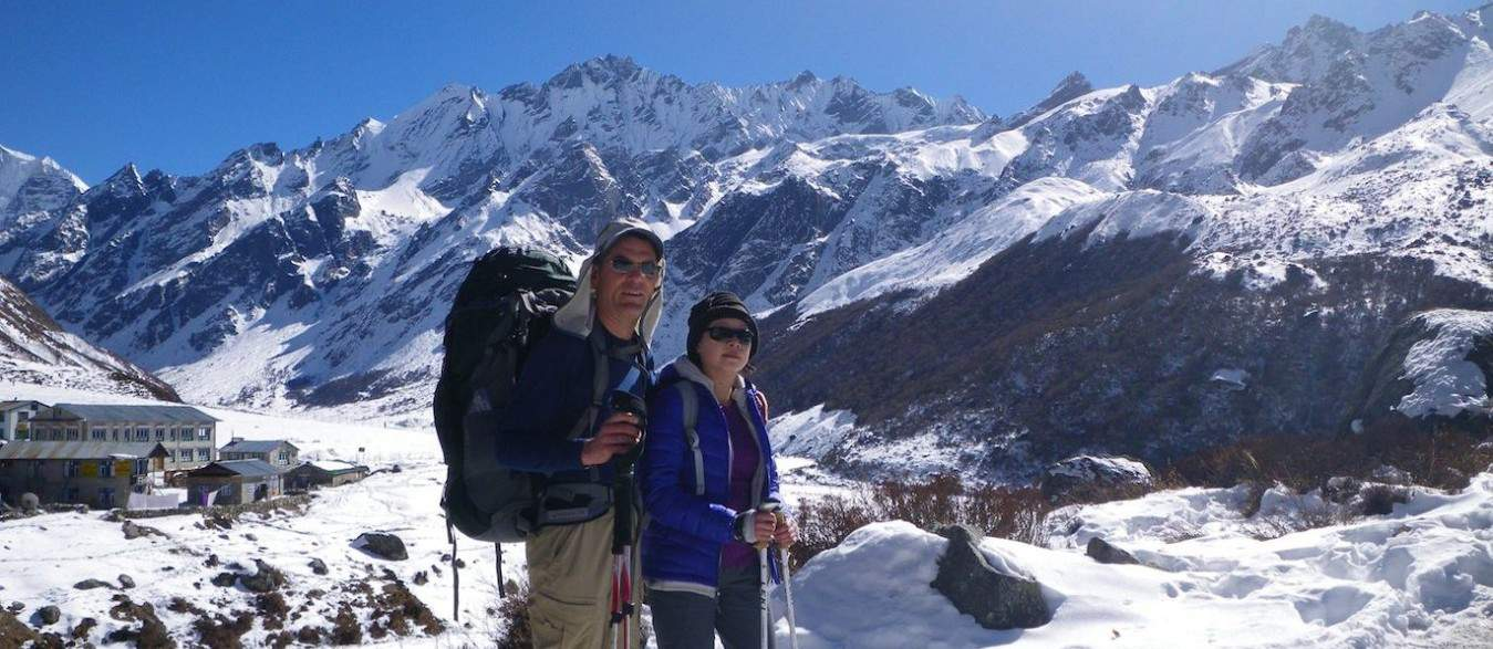 Trekking in Langtang Region