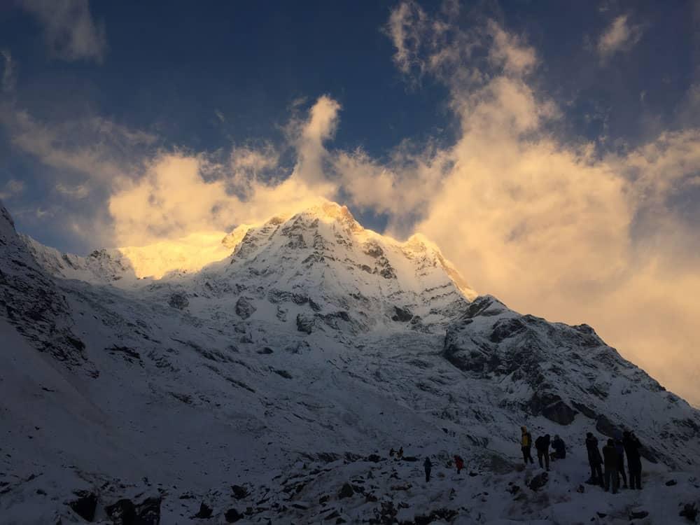 How long does the Annapurna Base Camp trek take?